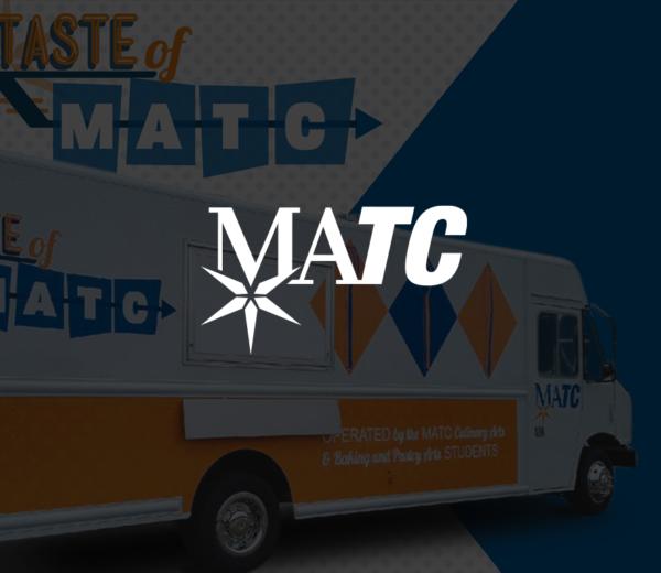 MATC | Food Truck Wrap