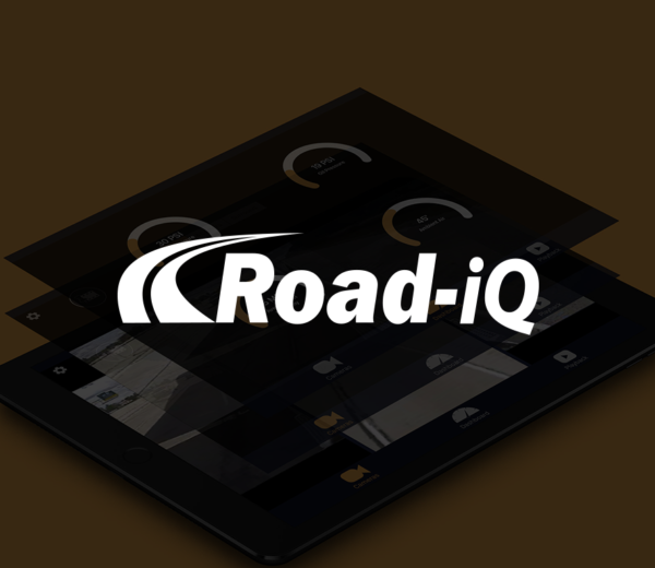Road-iQ | UI Design